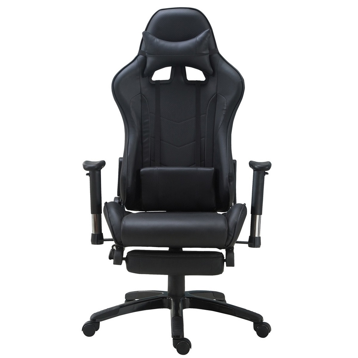 delman b rostuhl racing chair b rosessel gaming stuhl 02 1004 mit fu ablage ebay. Black Bedroom Furniture Sets. Home Design Ideas