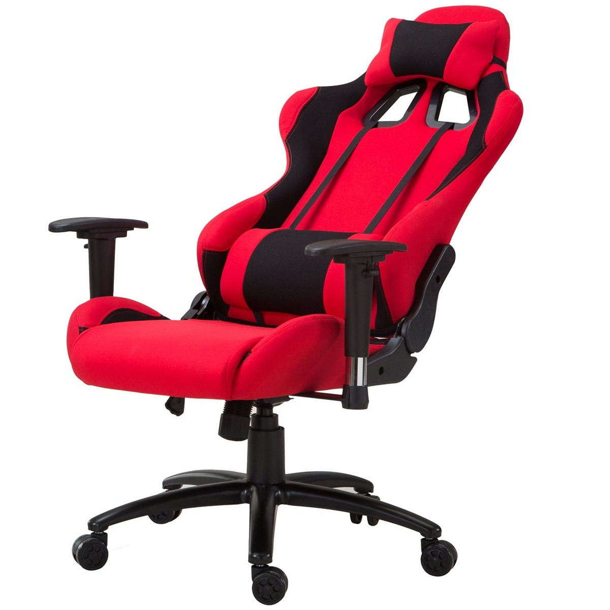 delman b rostuhl racing chair b ro gaming stuhl schreibtischstuhl stoff 02 1016 ebay. Black Bedroom Furniture Sets. Home Design Ideas